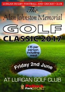 To sponsor a hole or book a tee time contact Derek Woods  07545264437 or Jimmy Hamill 02838882116 or Geoff Maxwell 07710 416221