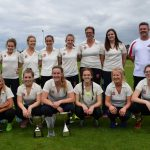 Lurgan Ladies Premier League Champions and Cup winners 2017
